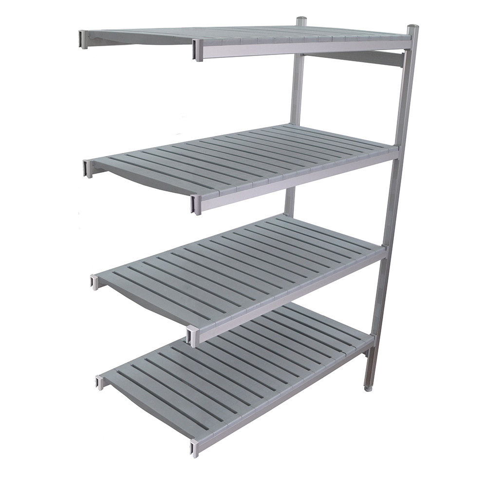 Extra bay for 1075 x 450 deep x 2000mm high Premium Coolroom Shelving